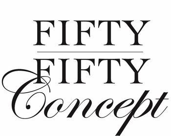 Fifty Fifty Concept
