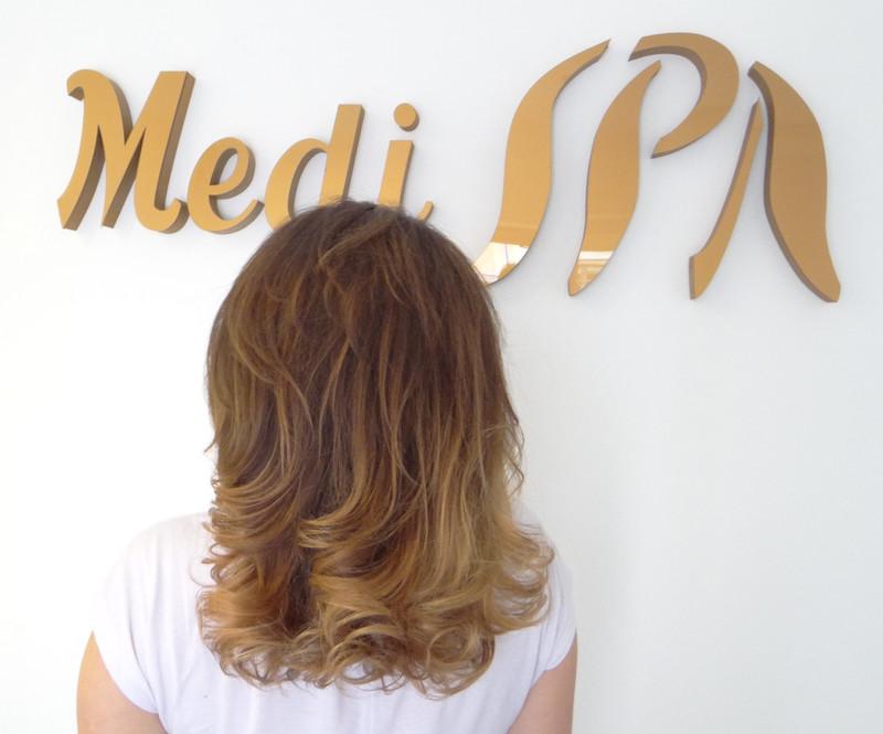 Kuracja przeciw wypadaniu włosów - Salon Medi SPA Cypryjska 4 Sadyba