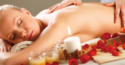 Peeling, algi i masaż ciała - Salon Medi SPA