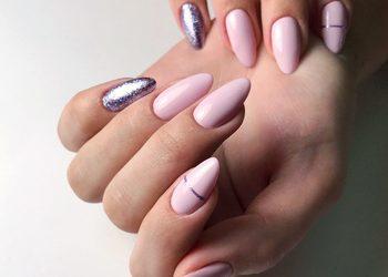 MariAnna_nails - uzupełnienie paznokci żel/akryl 1 kolor
