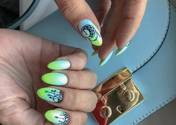 MariAnna_nails - przedłużanie paznokci żel/akryl ze zbobieniem delikatnym