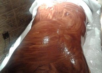 Galatea Beauty Power - masaż czekoladowy