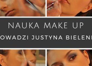 SPA & NATURE JUSTYNA BIELENDA RESORT BINKOWSKI - efektowny makijaż z justyną bielenda