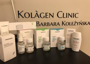 KOLaGEN Clinic - kwasy medyczne mesoestetic