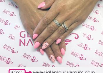 Glamour Instytut Urody - tylko we wrześniu przedłużanie paznokci
