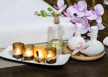 Yaowares - masaż gorącymi stemplami ziołowymi 120 minut