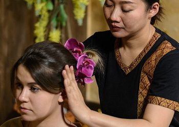 Yaowares - masaż pleców, ramion, szyi i głowy 90 minut