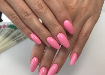 MariAnna_nails - przedłużanie paznokci żel/akryl 1 kolor