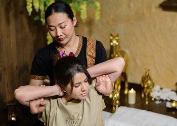 Yaowares - tradycyjny masaż tajski 120 minut