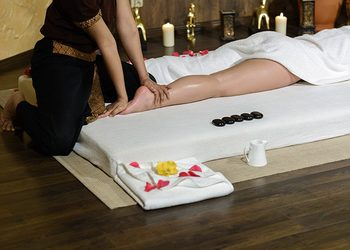 Yaowares - refleksoterapia – tajski masaż stóp 30 minut