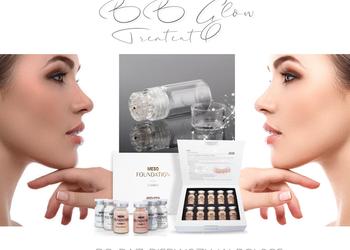 Ecosfera Centrum Podologii i Kosmetologii - bb glow zabieg wyrównujący koloryt skóry