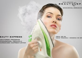 Salony fryzjerskie MICHAŁ MROSZCZAK Beauty&SPA - zabieg - neobotuline - redukcja zmarszczek