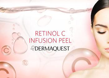 SC Beauty Clinic na Saskiej - dermaquest - zabieg retinol c infusion peel