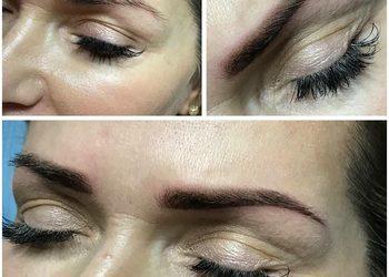 Beauty Masters Studio - brwi pudrowe