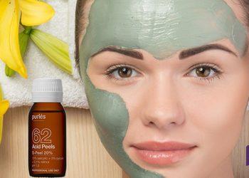 Jean Baptiste Klinika Urody & SPA - oczyszczanie regulująco- kojące s-peel - twarz/szyja