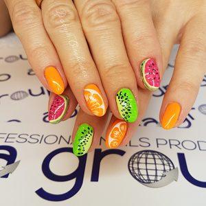 Dotyk Orchidei - Manicure Asia