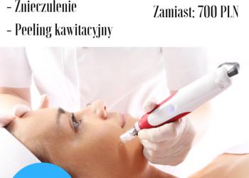 VEMME DAY SPA - 2 x derma pen + znieczulenie + peeling kawitacyjny