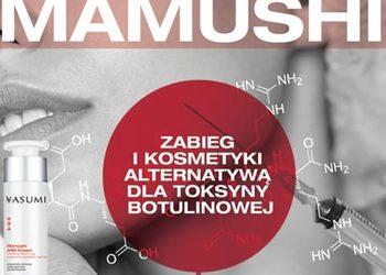 Yasumi Białołęka - siła jadu mamushi lifting effect skin care