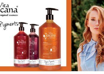Salony fryzjerskie O'la - vita toscana - odświeżenie koloru