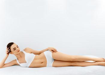 JADORE INSTYTUT - depilacja laser linia brzucha kobiety / abdomen line