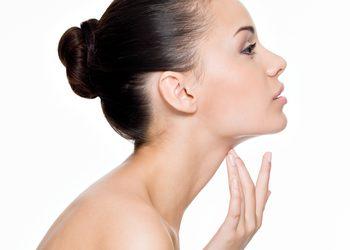 JADORE INSTYTUT - depilacja laser szyja kobiety / neck