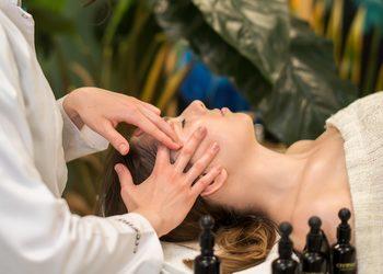 Creamy SPA - oczyszczający masaż twarzy + szkolenie z automasażu