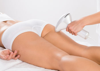JADORE INSTYTUT - depilacja laser uda (kolana gratis) kobiety / thighs (+ knees)