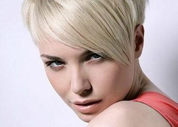 Annabel's SPA and Beauty Studios - strzyżenie damskie krótkie włosy/ женская короткая стрижка