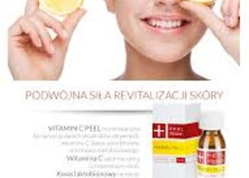 Gabinet Kosmetologii i Medycyny Estetycznej New Look - vitamin c peel 40 % (twarz, szyja dekolt))