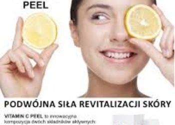 Gabinet Kosmetologii i Medycyny Estetycznej New Look - vitamin c peel 20% (twarz,szyja, dekolt)