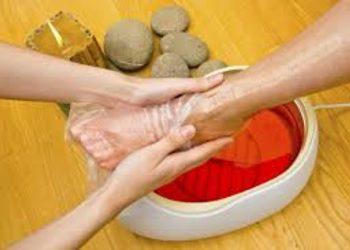 Centrum Szkoleniowe Manicure & Pedicure - parafina na stopy