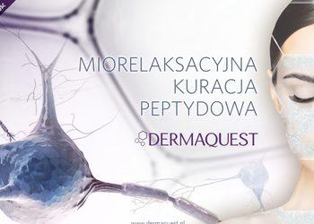 Simea Beauty  - miorelksacyjna kuracja peptydowa dermaquest