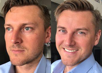 AK makeup&beauty - męska stylizacja brwi