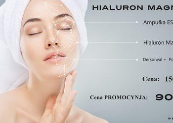 Salony fryzjerskie MICHAŁ MROSZCZAK Beauty&SPA - hialuron magnetic