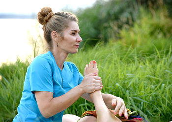 Energia dotyku Lazuri Dorota Bień - masaż balijski 60 min.