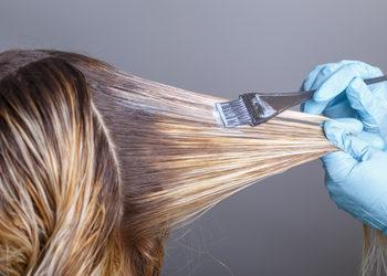 JADORE INSTYTUT - tonowanie włosy średnie / medium hair toning