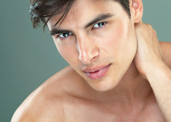 JADORE INSTYTUT - depilacja laser szyja mężczyźni / neck