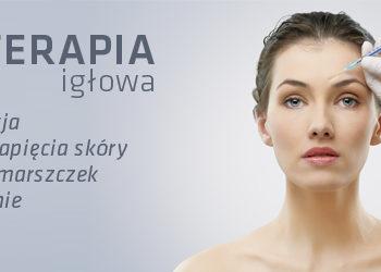 Forever Beauty Instytut Kosmetologii Gliwice - mezoterapia igłowa pakiet 3 zabiegów