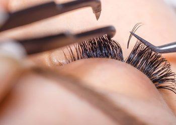 Forever Beauty Instytut Kosmetologii Gliwice - korekta rzęs 1:1 ( do 3 tygodni )