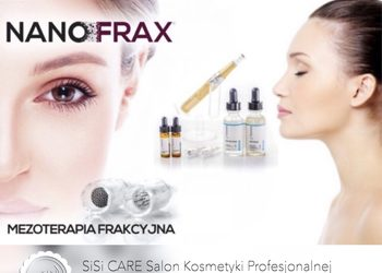 SiSi CARE - nowość!!!  nanofrax - nanoiniekcje