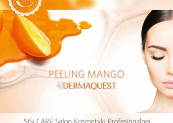 SiSi CARE - peelig mango dermaquest