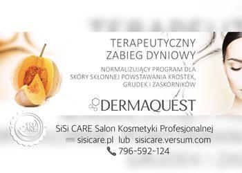 SiSi CARE - terapeutyczny  zabieg dyniowy dermaquest