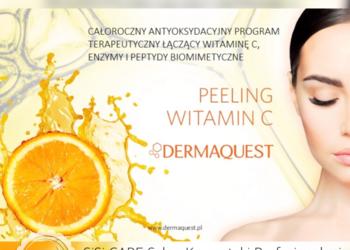 SiSi CARE - nowość!!!  vitamina c peel dermaquest