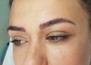 PMSTUDIO Marta Poniatowska - microblading brwi - makijaż permanentny metodą włosa - manualna