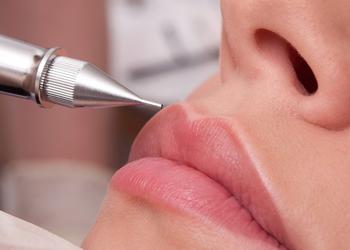 GLAMOUR - makijaż permanentny usta