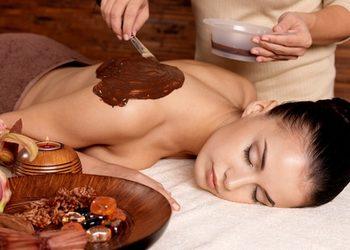 Masu Masu - masaż ciepłą czekoladą 60 minut