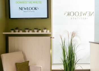 NEWLOOK's Institute rezerwacja wizyt