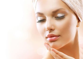 Visage Salon kosmetyczny - zabieg wzmacniająco kojący  dla cery wrażliwej