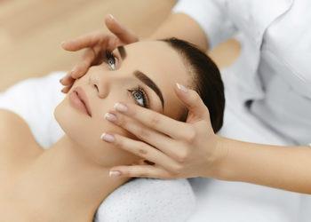 Visage Salon kosmetyczny - masaż - twarz, szyja, dekold