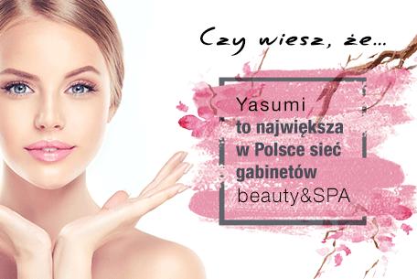 YASUMI Warszawa Gocław - Instytut Zdrowia i Urody  - galeria zdjęć